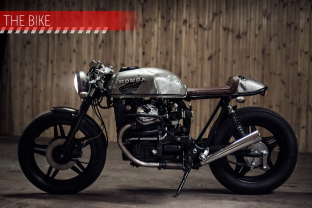 how to build a cafe racer - how to
